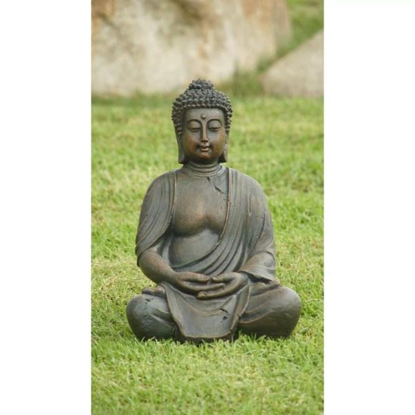 Alpine Buddha Garden Statue &