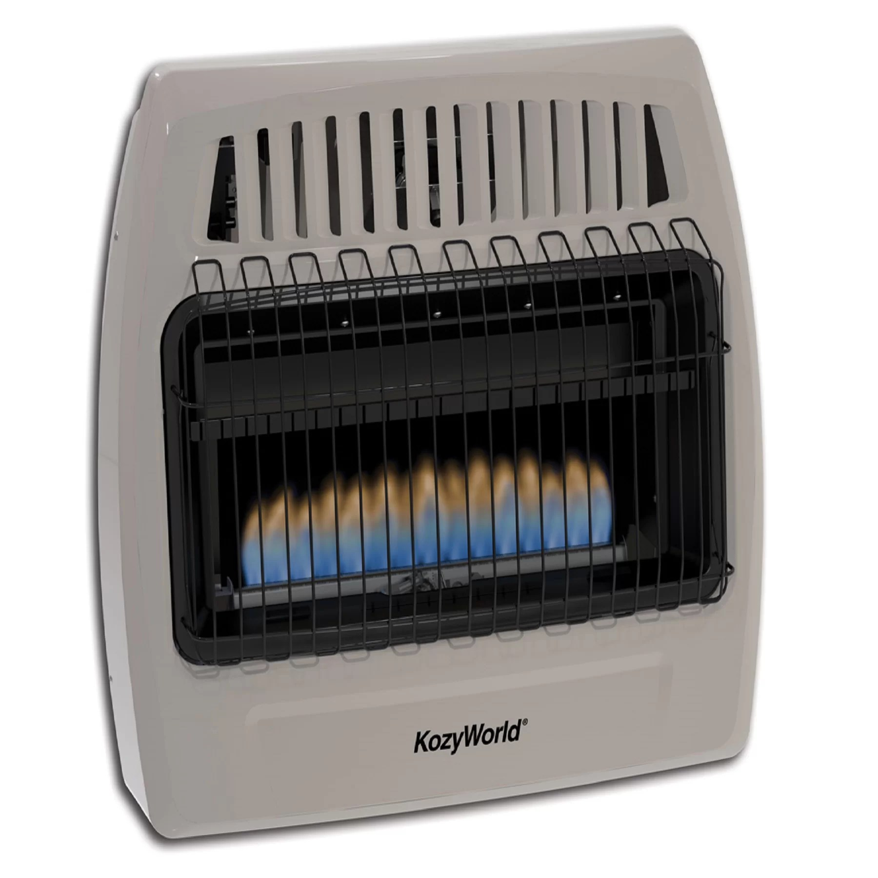 KozyWorld 30,000 BTU Wall Mounted Natural Gas Heater