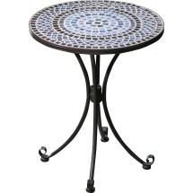 Alfresco Home Tremiti Mosaic Outdoor Bistro Table