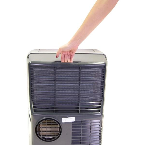 Haier 12 000 Btu Portable Air Conditioner With Remote &