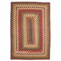 Homespice Decor Sunrose Red Indoor/Outdoor Rug & Reviews ...