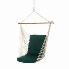 Single Person Hammock Chair Lambright Comfort Chairs Pawleys Island Porch Swing Wayfair