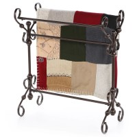 Wildon Home  Fraser Blanket/ Quilt Rack & Reviews