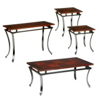 Wildon Home  Gurley 4 Piece Coffee Table Set & Reviews ...