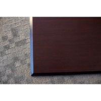 Wildon Home  Executive Bamboo Office Chair Mat & Reviews ...
