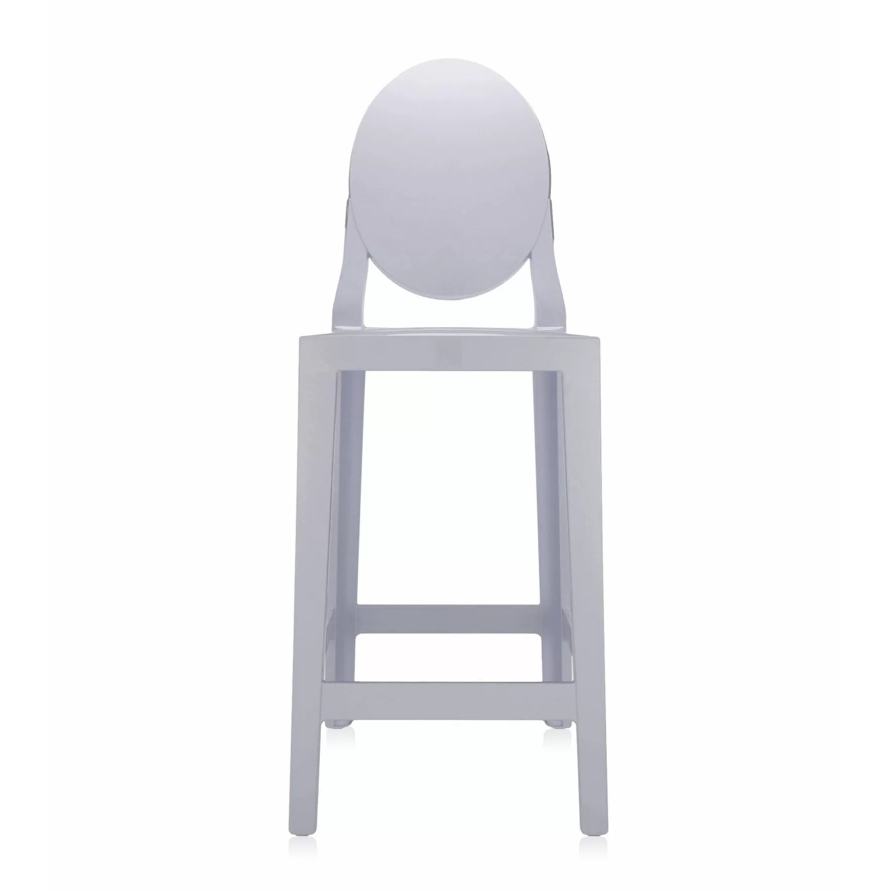 ghost bar chair wobble chiropractic kartell one more please stool and reviews