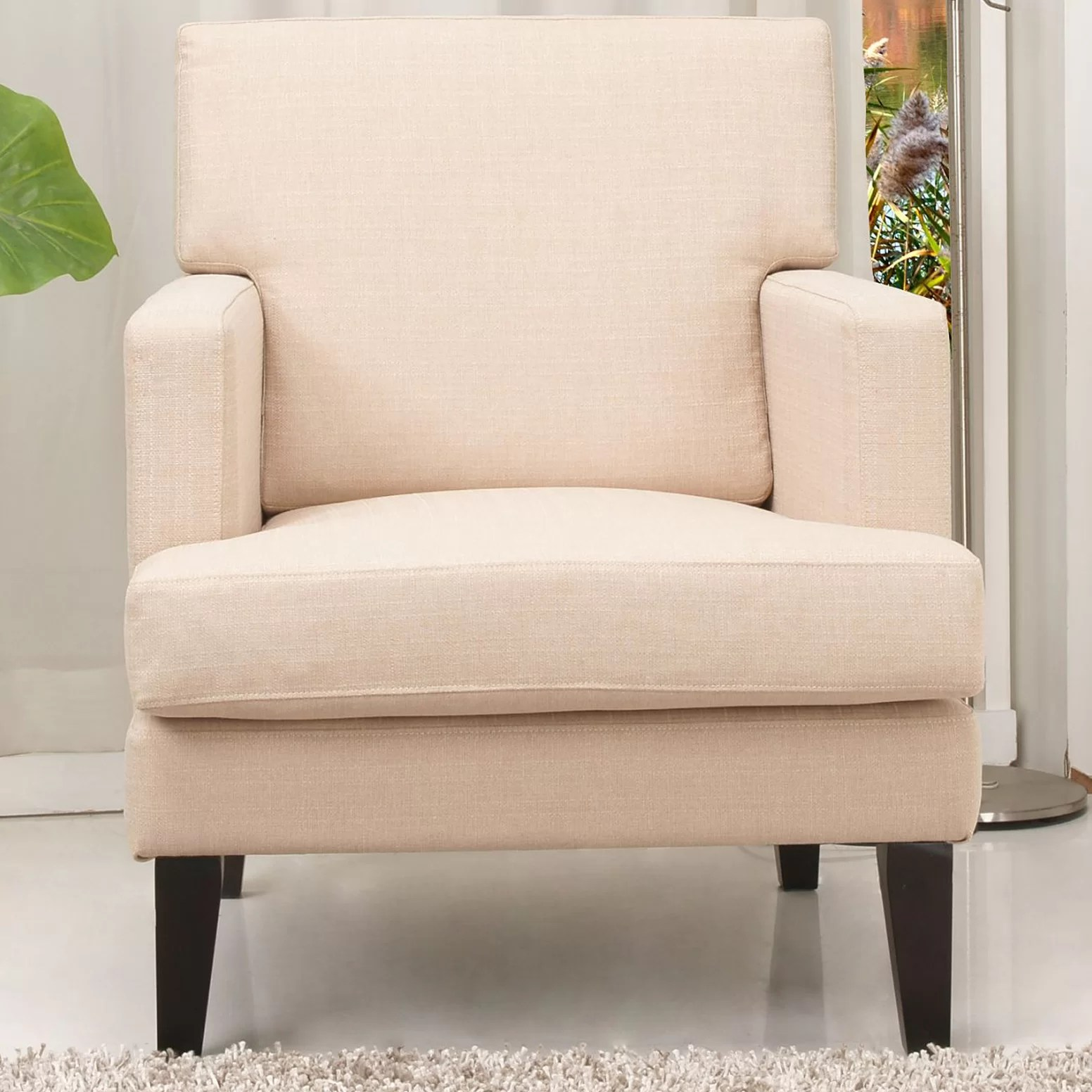 Gold Accent Chairs Gold Sparrow Tulsa Arm Chair And Reviews Wayfair