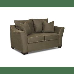 Klaussner Sofa And Loveseat Set Francis Corner Furniture Bunker Reviews Wayfair