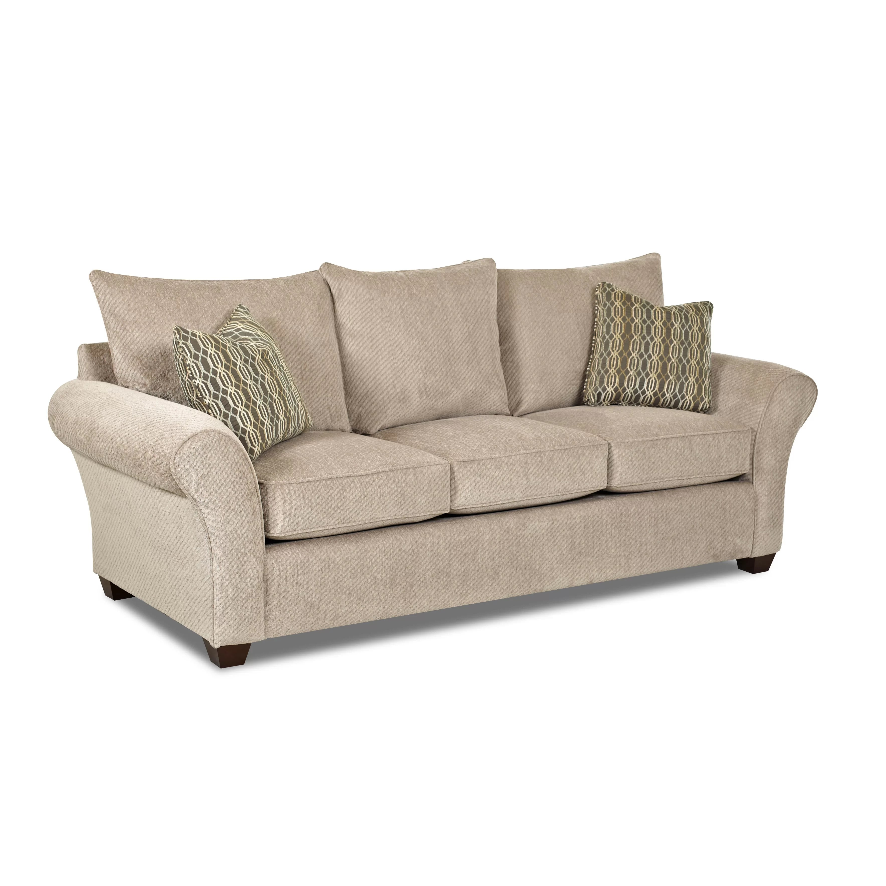 wayfair furniture sofa queen sleeper big lots klaussner finn and reviews