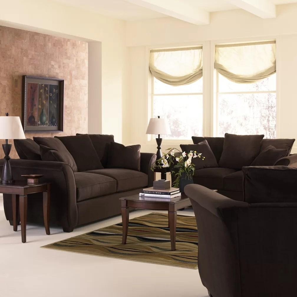 Klaussner Furniture Cedar Living Room Collection & Reviews