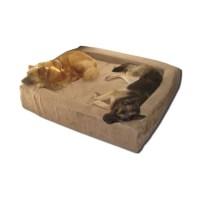 MaxComfort Comfort Nest Memory Foam Bolster Dog Bed