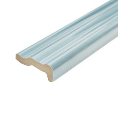 Chair Rail Trim Futon Walmart Elitetile Tivoli 12 Quot X 2 Ceramic Tile In