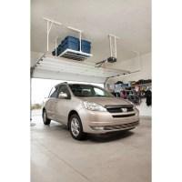 Monkey Bar Ceiling Mounted Overhead Garage Storage System ...