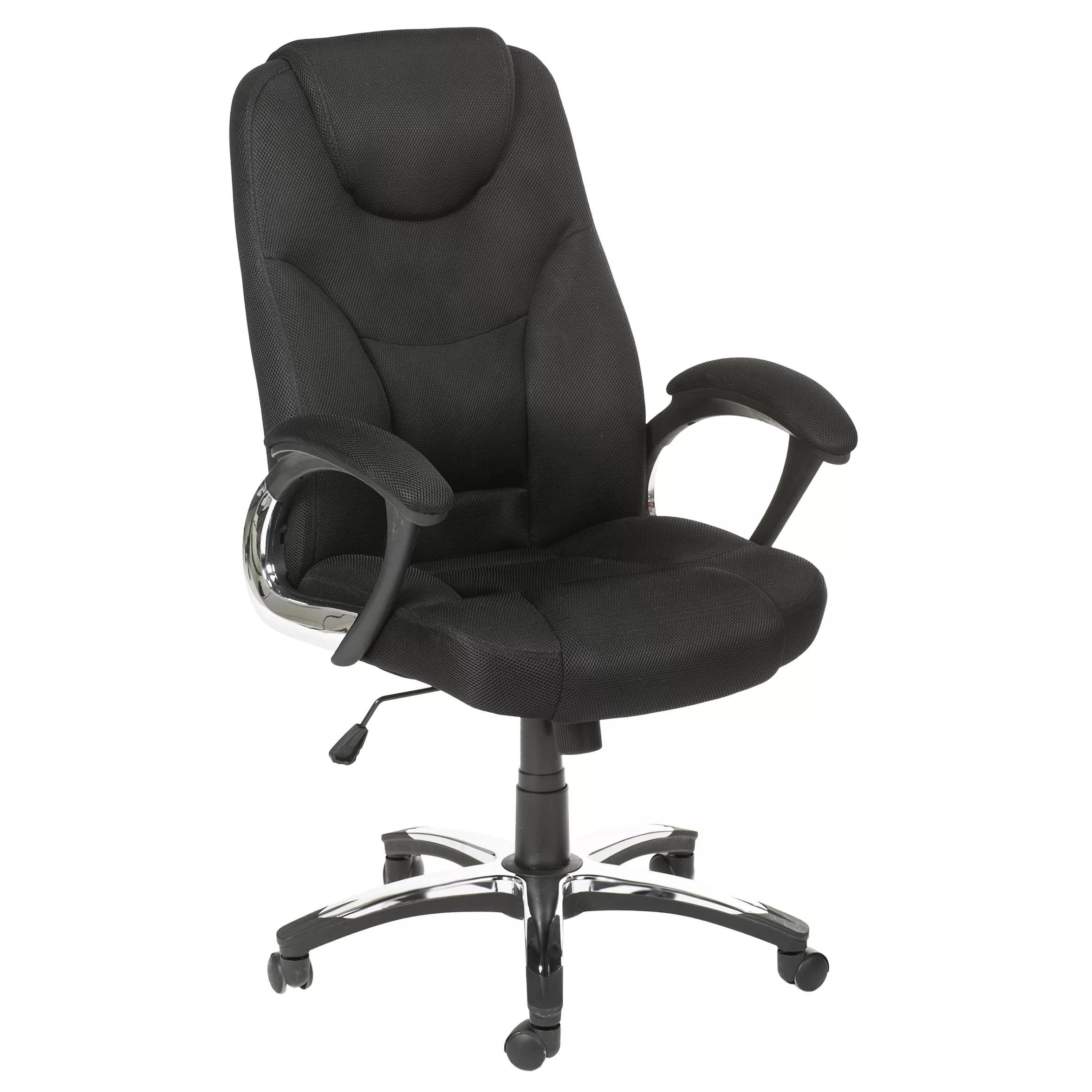 High Back Office Chairs Merax High Back Mesh Adjustable Office Chair And Reviews