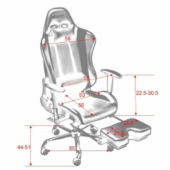 Big And Tall Computer Chairs Adirondack Chair Cushions Cheap Merax Back Ergonomic Racing Style