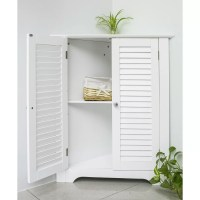 Bathroom Storage Cabinets Free Standing With Wonderful ...
