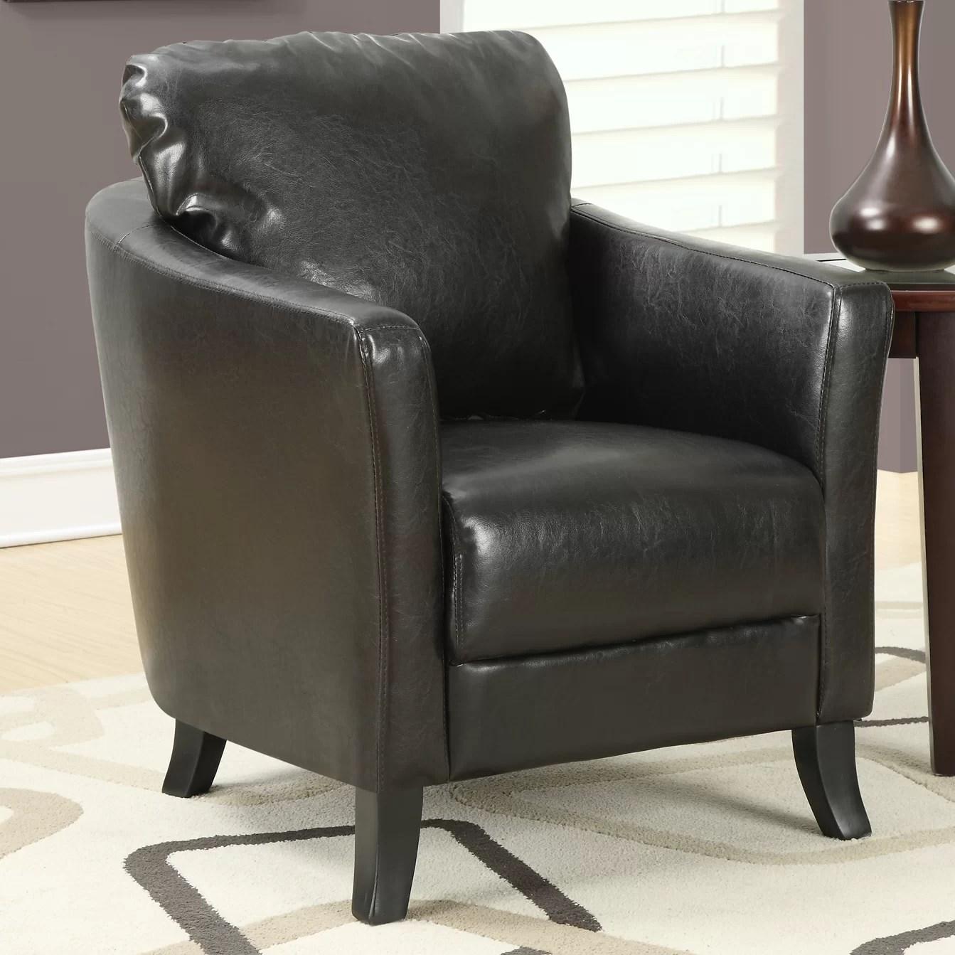 Monarch Specialties Inc Arm Chair  Reviews  Wayfair