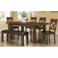 Monarch Specialties Inc. Extendible Dining Table | Wayfair.ca