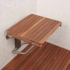 Shower Chair Vs Tub Transfer Bench Herman Miller Chairs For Sale Teak
