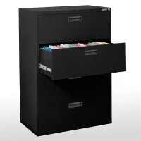 Sandusky 4-Drawer File Cabinet & Reviews | Wayfair.ca