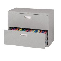 Sandusky 600 Series 2-Drawer File Cabinet & Reviews ...