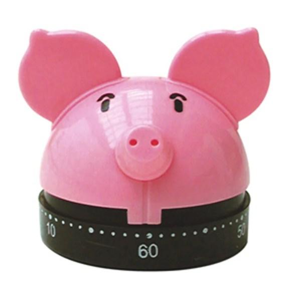 Sassafras Pig Kitchen Timer