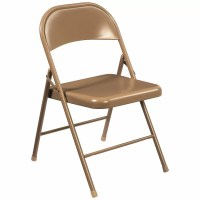 National Public Seating Commercialine Steel Folding Chair ...