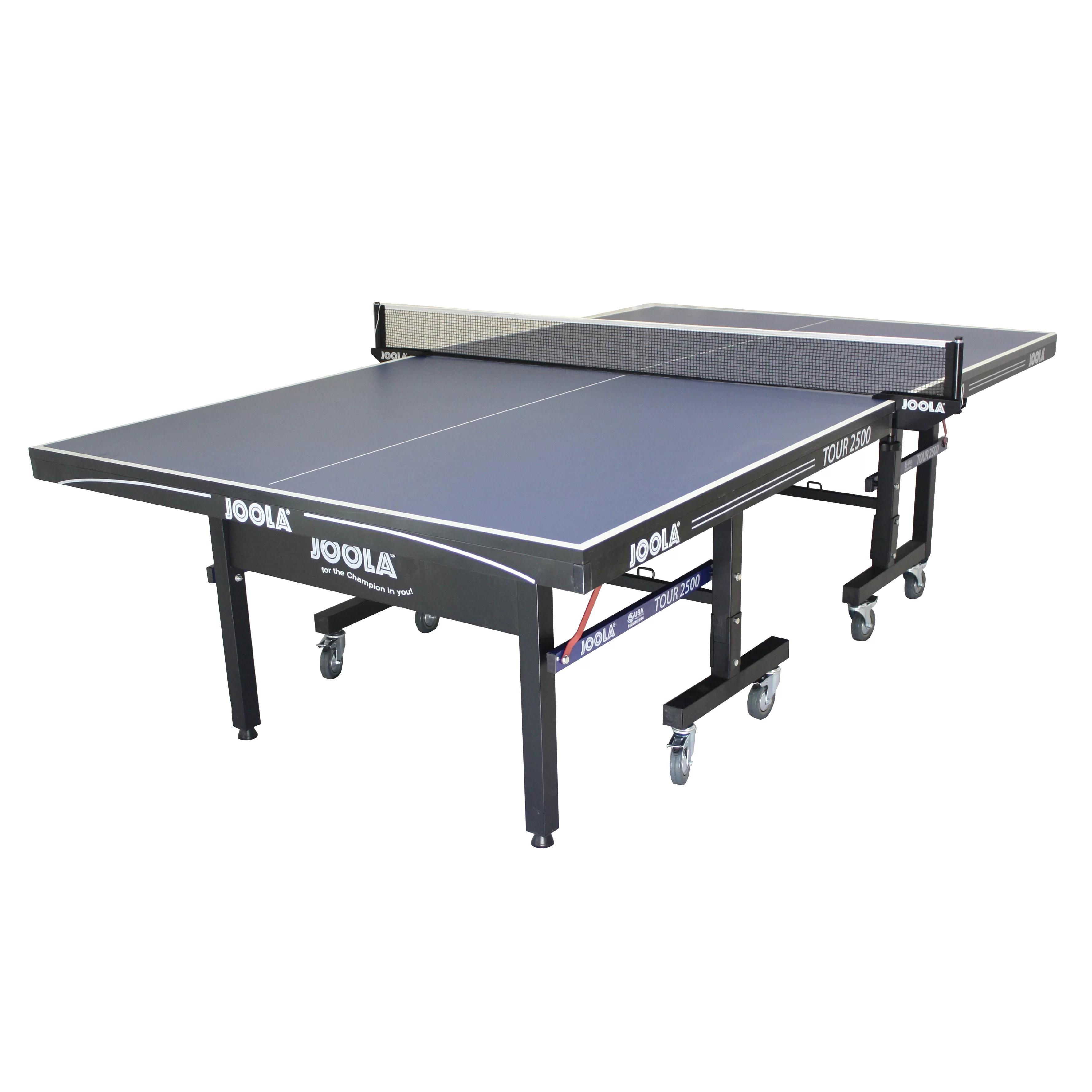 Joola Joola Tour 2500 Table Tennis Table And Net Set  Wayfair
