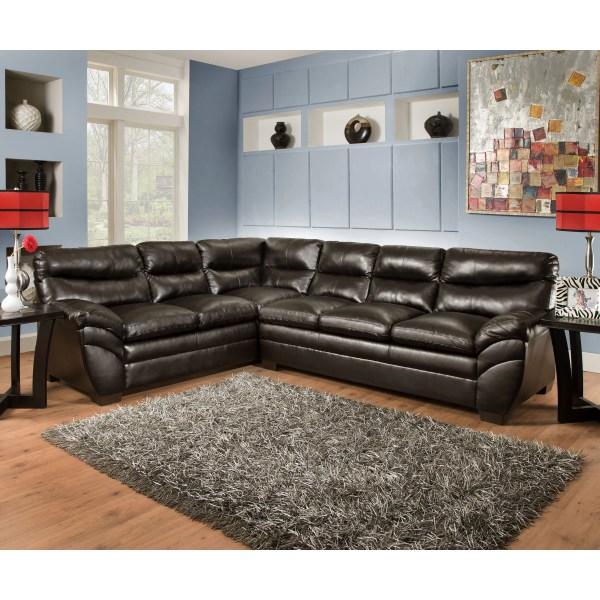 Simmons Upholstery Soho Sectional &