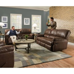 Simmons Beautyrest Motion Sofa Reviews Gus Atwood Canada Upholstery Renegade Console