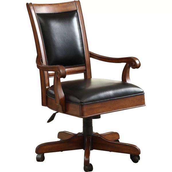 wooden office desk chairs Riverside Furniture Bristol Court Desk Chair & Reviews