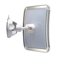 Zadro Z'Swivel 10X Magnification Wall Mount Mirror ...