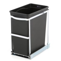 simplehuman 8 Gallon Under Counter Pull Out Trash Can ...