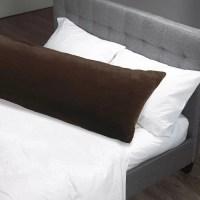 Westex Faux Fur Body Pillow Case & Reviews | Wayfair