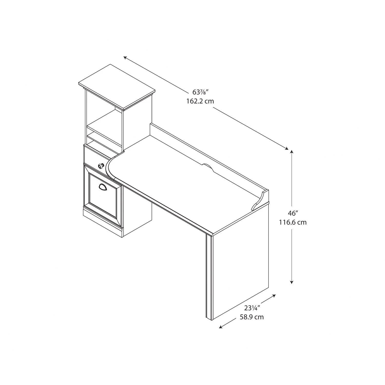 Bush Furniture Barton Computer Desk Amp Reviews