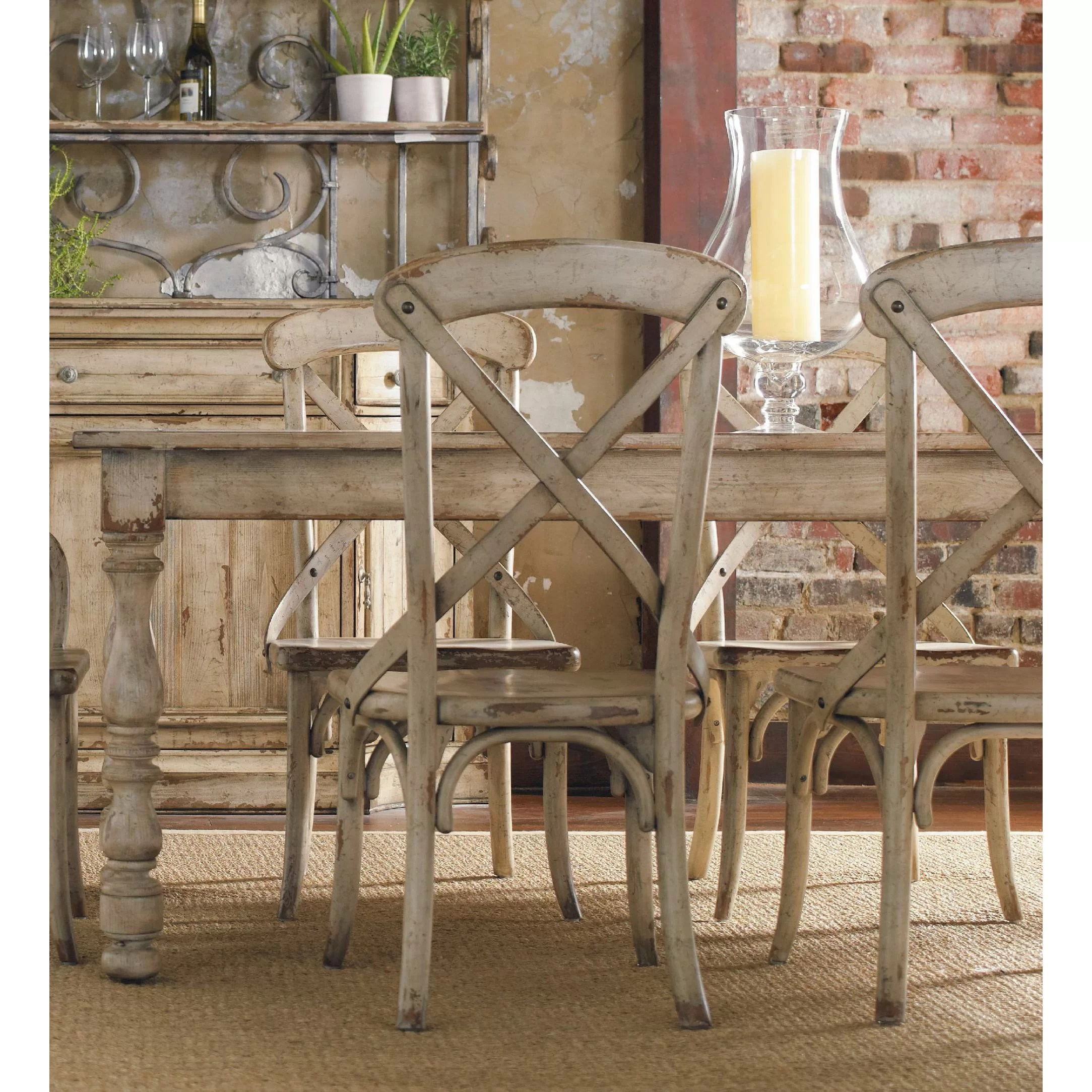 Hooker Furniture Wakefield Dining Table  Reviews  Wayfair