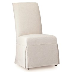 Parsons Chairs With Skirt Pride Lift Chair Replacement Hand Control Hooker Furniture Sanctuary Clarice And Reviews