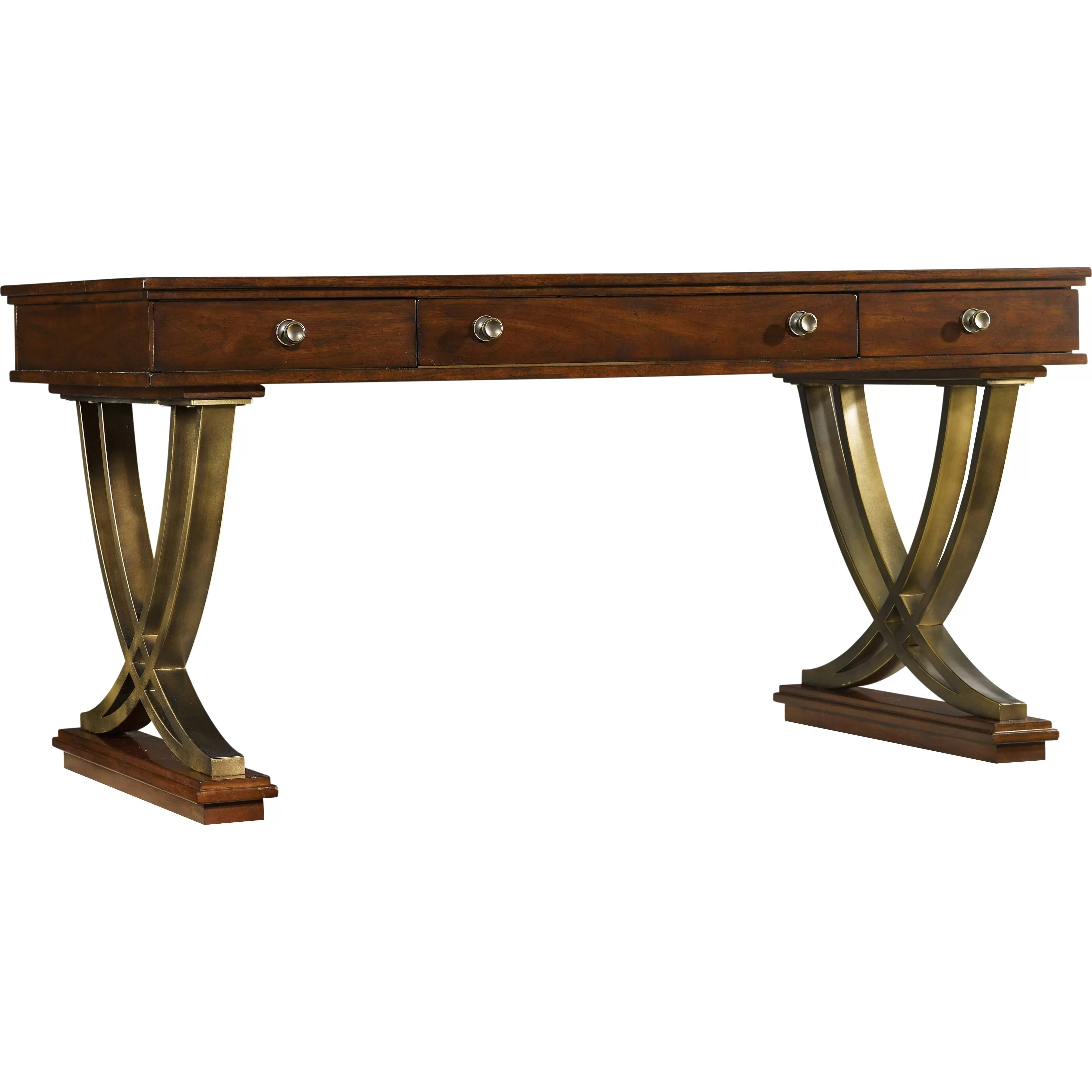 Hooker Furniture Palisade Computer Desk  Reviews  Wayfair