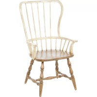 Hooker Furniture Sanctuary Spindle Back Arm Chair ...