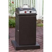 Fire Sense Flame Propane Patio Heater & Reviews | Wayfair.ca
