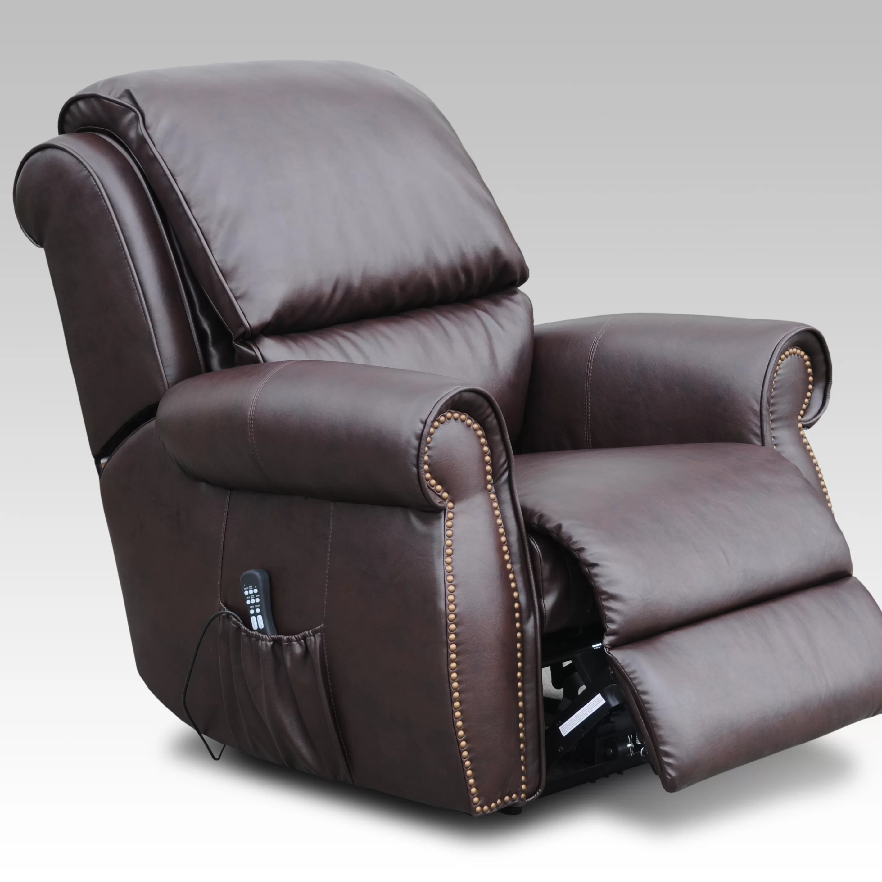 Top Rated Massage Chairs Ac Pacific Reclining Massage Chair And Reviews Wayfair
