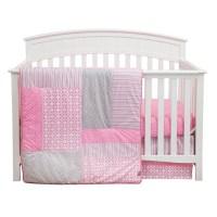 Trend Lab Lily 3 Piece Crib Bedding Set | Wayfair.ca