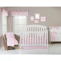 Trend Lab Pink Sky 3 Piece Crib Bedding Set & Reviews ...