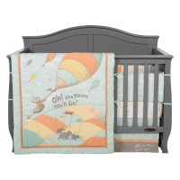 Trend Lab Dr. Seuss Oh The Places You'll Go! 5 Piece Crib ...