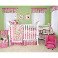 Trend Lab Paisley Park 4 Piece Crib Bedding Set & Reviews ...