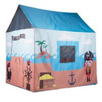 Pacific Play Tents My Pirate Ship House Play Tent | Wayfair