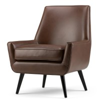Simpli Home Warhol Mid Century Side Chair