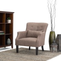 Simpli Home Erril Club Chair