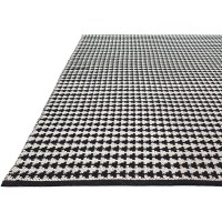 Fab Rugs Zen Hand-Woven Black/White Area Rug & Reviews ...