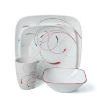 Corelle Splendor 16 Piece Dinnerware Set & Reviews | Wayfair